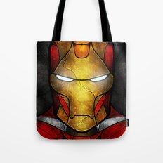 The Iron Man Tote Bag