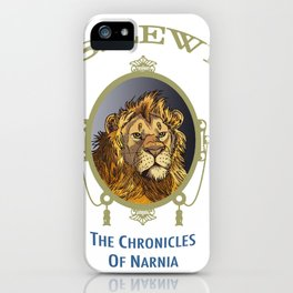 The Chronicles of Narnia iPhone Case