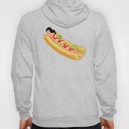 Hot Dog Girl Hoody