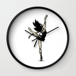 Dance of life Wall Clock