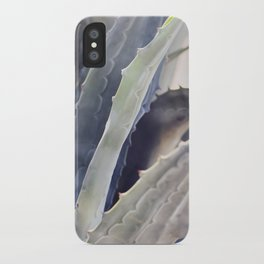 Winter Agave iPhone Case