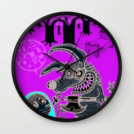 role_play Wall Clock