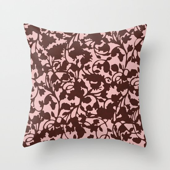 earth 11 Throw Pillow