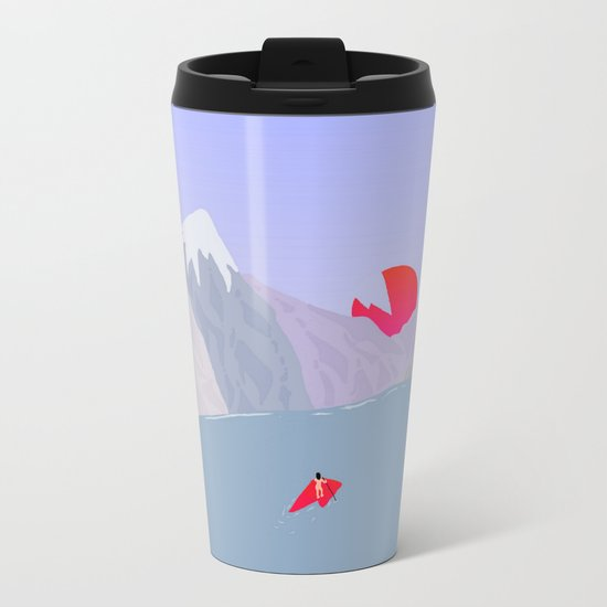 Love Affair//Repair Metal Travel Mug