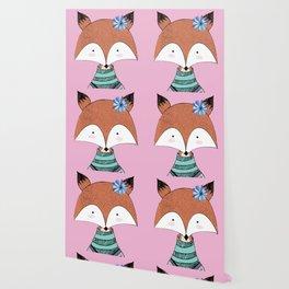 I'm Feeling Foxy Wallpaper