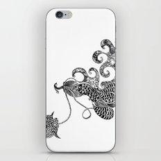 Peacock Love iPhone & iPod Skin