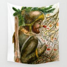 Hunter Wall Tapestry
