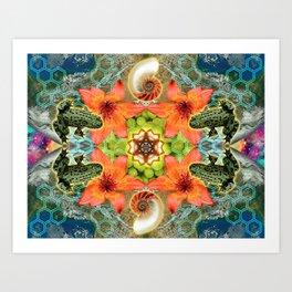 Alchemical Communion Art Print