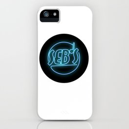 Seb's iPhone Case