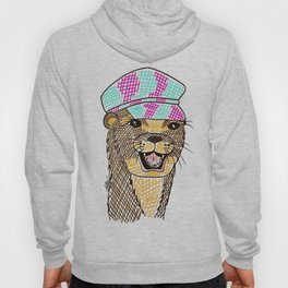 Fashion otter Hoody