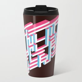 Gentleman Metal Travel Mug