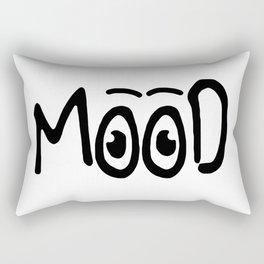 Mood #1 Rectangular Pillow