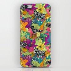 wondergarden iPhone & iPod Skin