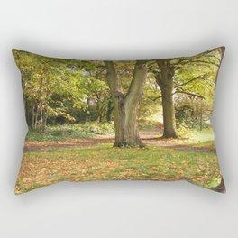 AUTUMN IN CHISELHURST Rectangular Pillow
