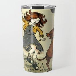 Puddle Hoppers Travel Mug