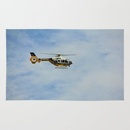 Collier County Copter Rug