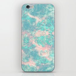 Ocean Foam In The Stars iPhone Skin