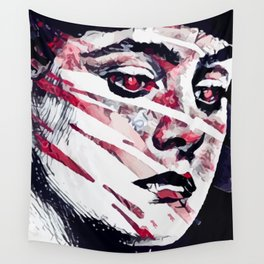 Rachel Understands ~ Scarred Wall Tapestry
