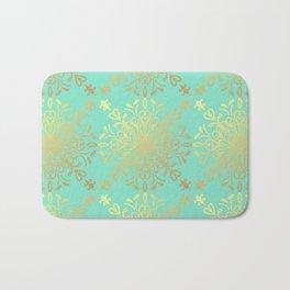 Elegance Golden Caramel Bath Mat