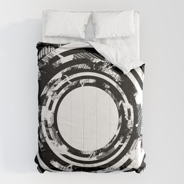 'UNTITLED #08' Comforters