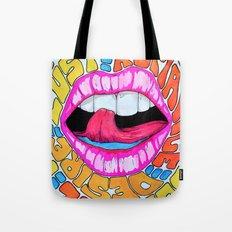 Lust & Seduction Tote Bag
