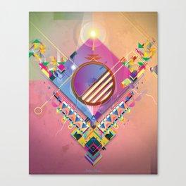 Cubiculum Canvas Print