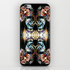 Golden Death iPhone & iPod Skin