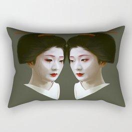 Geiko Rectangular Pillow