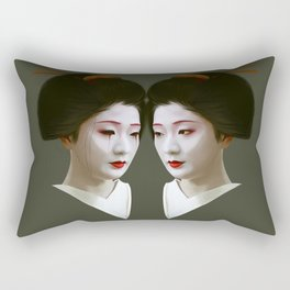 Geiko Rectangular Pillow