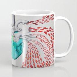 Heartbeats Coffee Mug