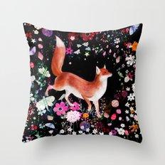 foxwood Throw Pillow