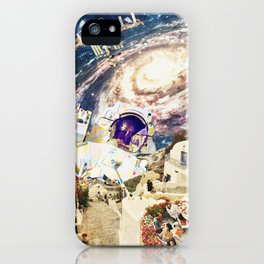 stepped out of a dream iPhone Case