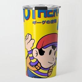 Mother 2 / Earthbound / Super Mario Bros. 3 Style Travel Mug