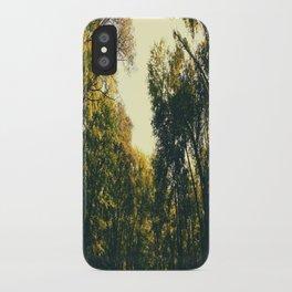 Sweet Surroundings  iPhone Case