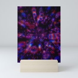 Space and Sea Mini Art Print