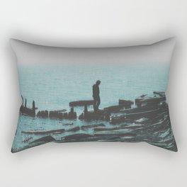 As Once, In a Dream Rectangular Pillow