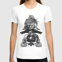 totem T-shirts featuring Totem by DIVIDUS DESIGN STUDIO
