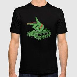 Rubber Artillery T-shirt