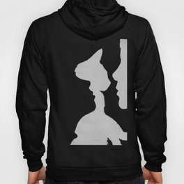 I See Two People Loving A Cat Hoody