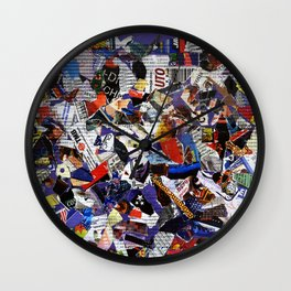 Hospitalike ElWWW Vous 70 Rreal UTO100 De Vivir $390$69 To BMT 00007 Rosa ABSx Wall Clock