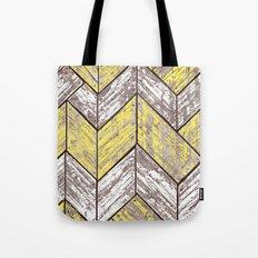 SHORELINE CHEVRONS (2 of 3) Tote Bag
