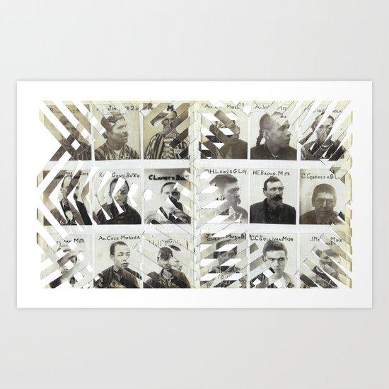 Mug Shreds Art Print