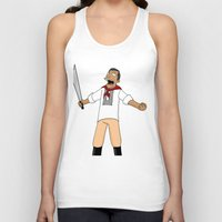 simpsons Tank Tops featuring Andres Bonifacio Simpsons Style by Cesar Cueva