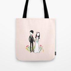It takes two Tote Bag