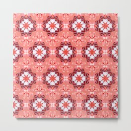 Abstract flower 7 Metal Print