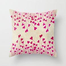 Heart You Throw Pillow