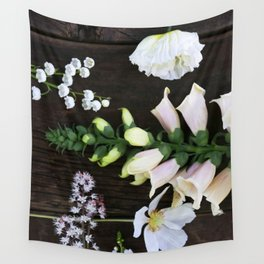 Spring Gathering Wall Tapestry