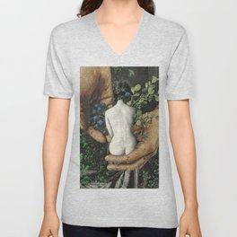 Dazed Member-berries Unisex V-Neck