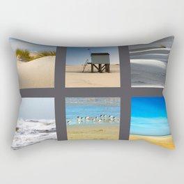 Terschelling Boschplaat Rectangular Pillow