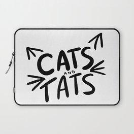 Cats & Tats Laptop Sleeve